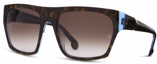 BEGBIE in Electric Tortoiseshell by Oliver Goldsmith