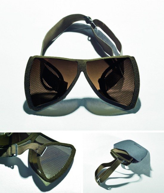 MG01 Replica of the heirloom Military Goggles