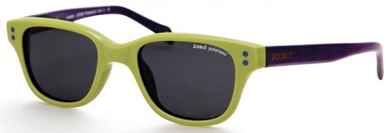 Zoobug for Boys - cool shape, cool colour