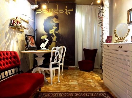 Boudoir Interior - Stylish and Charming