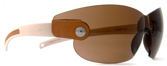 The Cabriolet Stud in brown/beige by Hoet Belgium