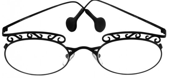 Magda 1990 l.a.Eyeworks Art Deco Influence