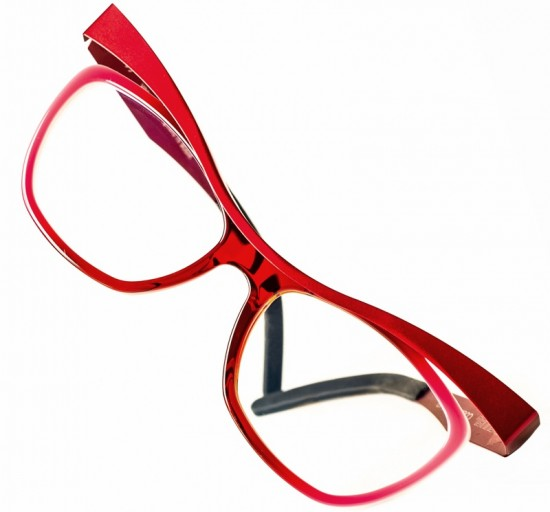 Red Alert: CD15 by Benner Eyewear