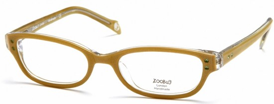 Eyewear chic for the young set - MIMI in Natural by Zoobug