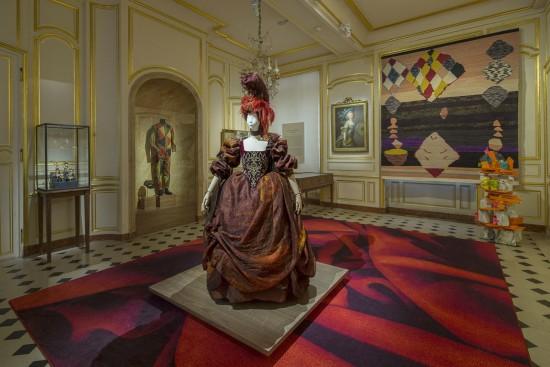 Lacroix fantasy at Musée Cognacq Jay Paris