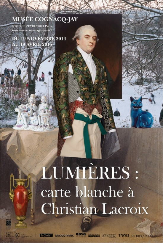 Enlightenment: Carte Blanche à Christian Lacroix