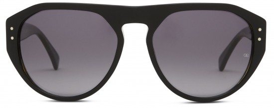 Gopas, a new release at Oliver Goldsmith Sunglasses, showing at 100%