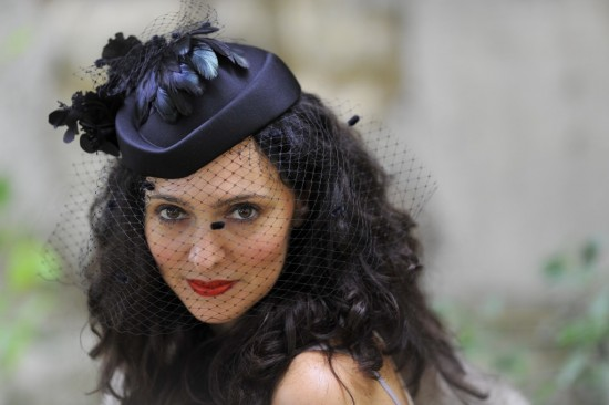 Très Chic! Parisian hat style by Johanna Braitbart