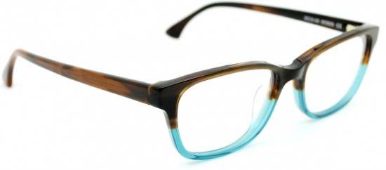 Daydream by KBL in Tortoise and Turquoise Acetate