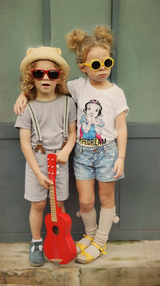 Adorable and Fun Sunglasses for Youngsters by ZOOBUG