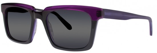 The Patrick Sun in Rich Purple by Original Penguin