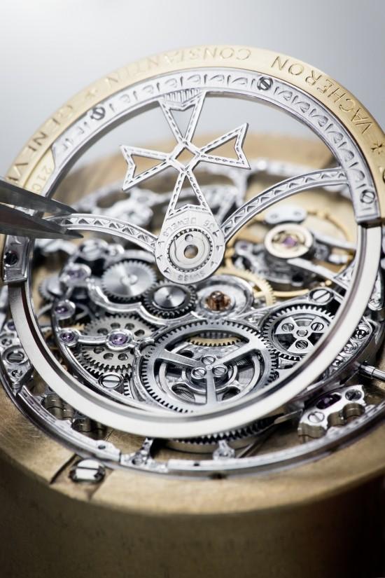 Luxury watch brand Vacheron Constantin