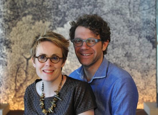 Colin and Josie Redmond