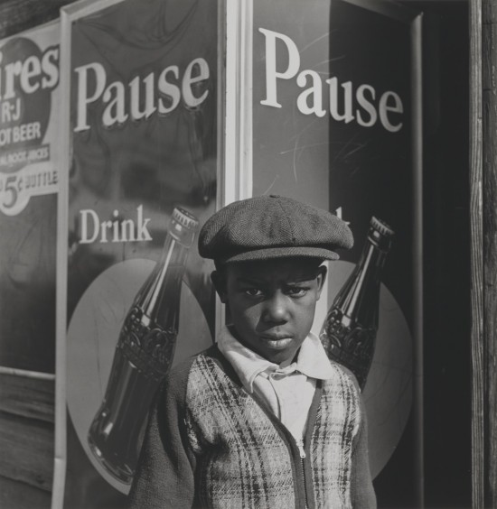 Irving Penn: Young Boy, Pause Pause American South, 1941, printed 2001