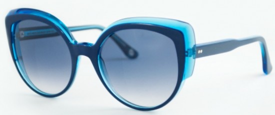 Glamorous Blue by Mondellaini