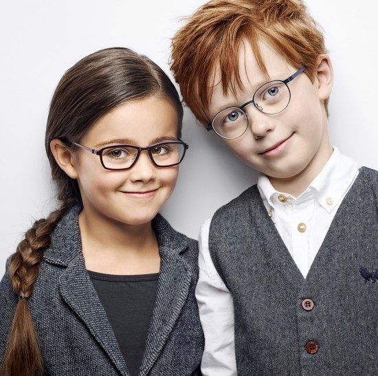 Kids frames with savvy and style by Lindberg
