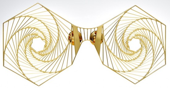 Hypnotic H1  in gold by theo