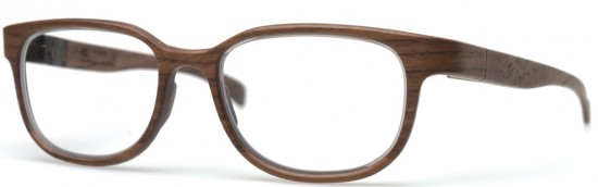 The Bijou in Walnut by Rolf Spectacles