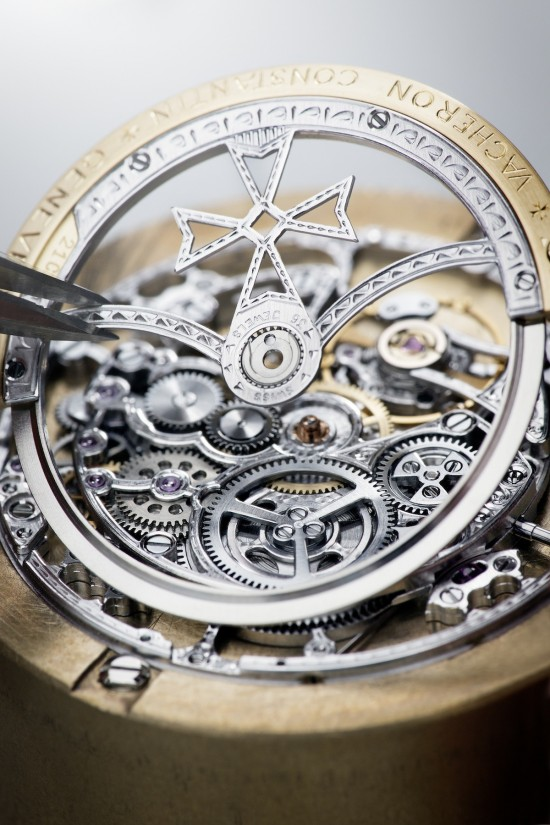Luxury watch brand Vacheron Constantin