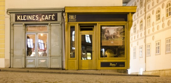 ROLF Spectacles Boutique and Kleines Café Vienna