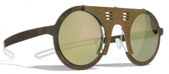 Mod. M100 - Trench Goggle by HAPTER